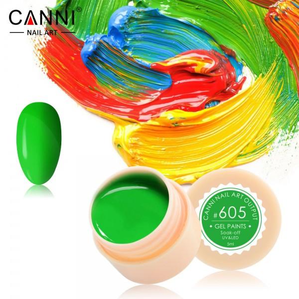 Gel Paints Canni 605