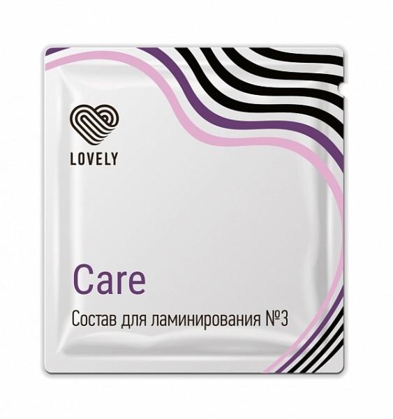 Solutie pentru laminare N3 Lovely Care