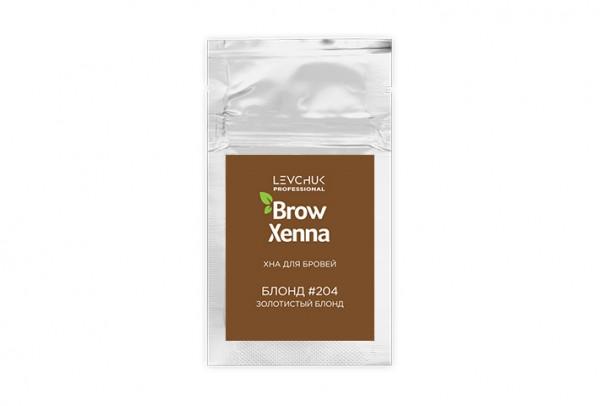 Plic BrowXenna Blond 204