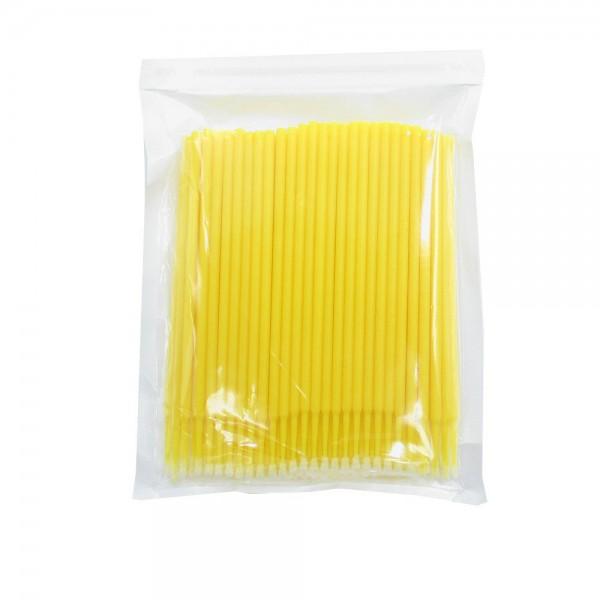 Microbrush galben rezerva