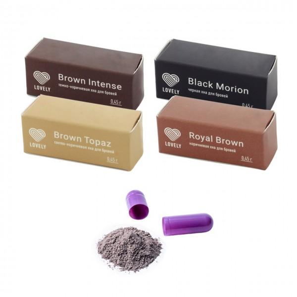 Henna Lovely 1 capsula Black Morion