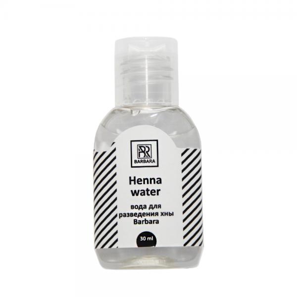 Henna water Barbara