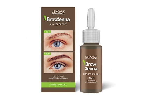 Tub BrowXenna Saten 106