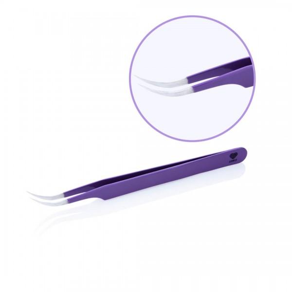Penseta Lovely curba Lavender Line