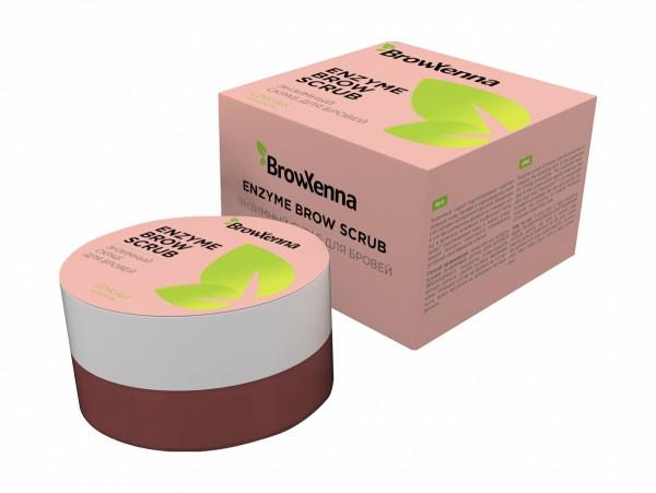 Enzyme Brow Scrub BrowXenna®, 50gr