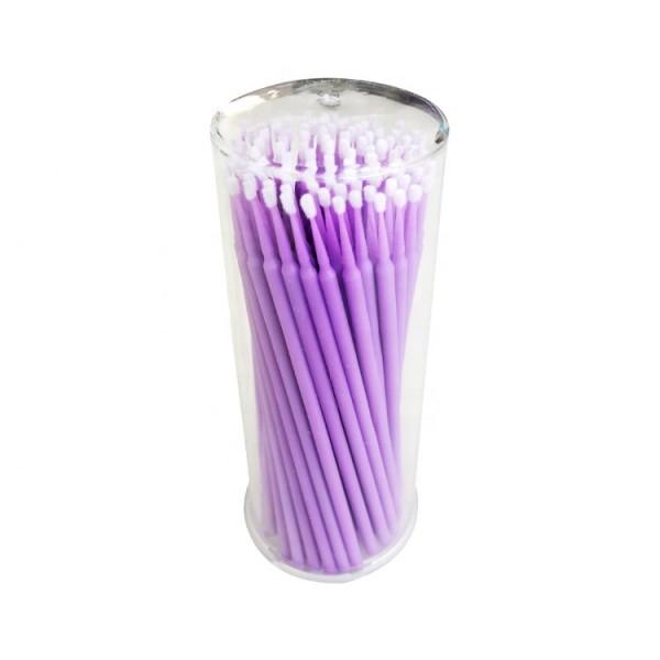 Microbrush violet tub