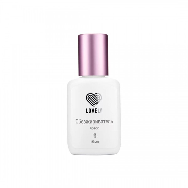 Degresant Lovely cu aromă de lotos 15 ml