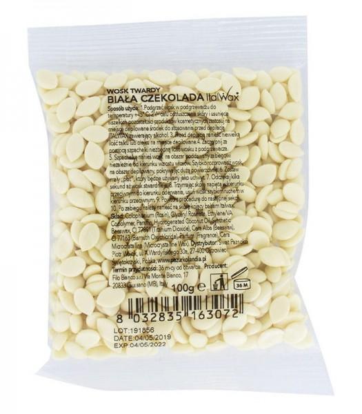 Ceara Italwax white chocolate 100gr